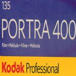 Kodak Portra 400 iso 35mm 36 exposure Colour Print Camera Film